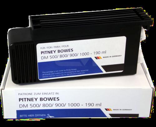 Frankierpatrone ersetzt Pitney Bowes® 767-8SB, 767-8BI, 767-