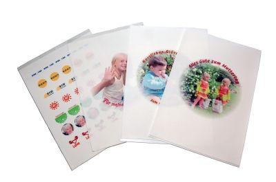 Kopyform Oblatenpapier, Din A4, 25 Blatt-Packung