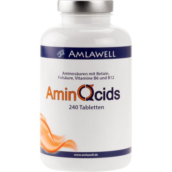 Amlawell Amino acid Complex / 240 vegane Tabletten
