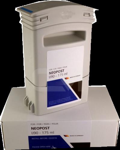 Frankiertank ersetzt Neopost® 4127962K, 16900037