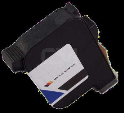 Tintenpatrone ersetzt Wolke® WLK 660068 Premium Black