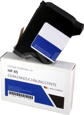 Eierkennzeichnungspatrone, blau, ersetzt Nr.45