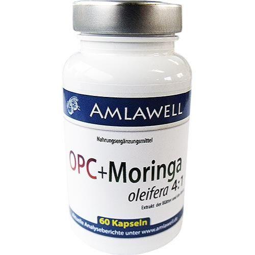 Amlawell OPC & Moringa Kapseln