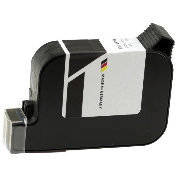 Tintenpatrone ersetzt HP® C 6195A Fast Dry Black