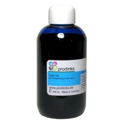 Nachfülltinte für Epson, pigmentiert, cyan